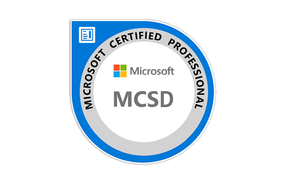 Microsoft Certified Solution Developer Exams