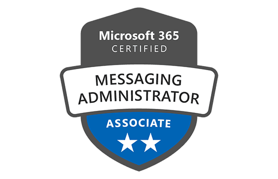 Microsoft 365 Certified: Messaging Administrator Associate Exams