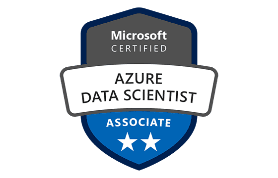 Microsoft Certified: Azure Data Scientist Associate Exams
